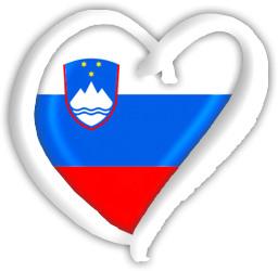 Eslovenia 2012 - Eva Boto - Verjamem Slovenia